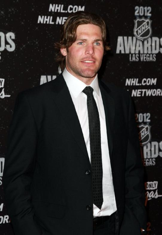 Mike Fisher Latest Photo