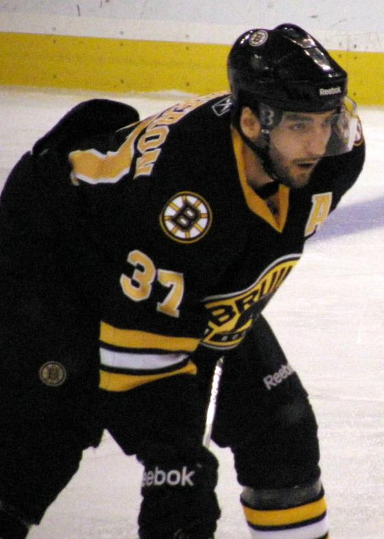 Patrice Bergeron Latest Photo