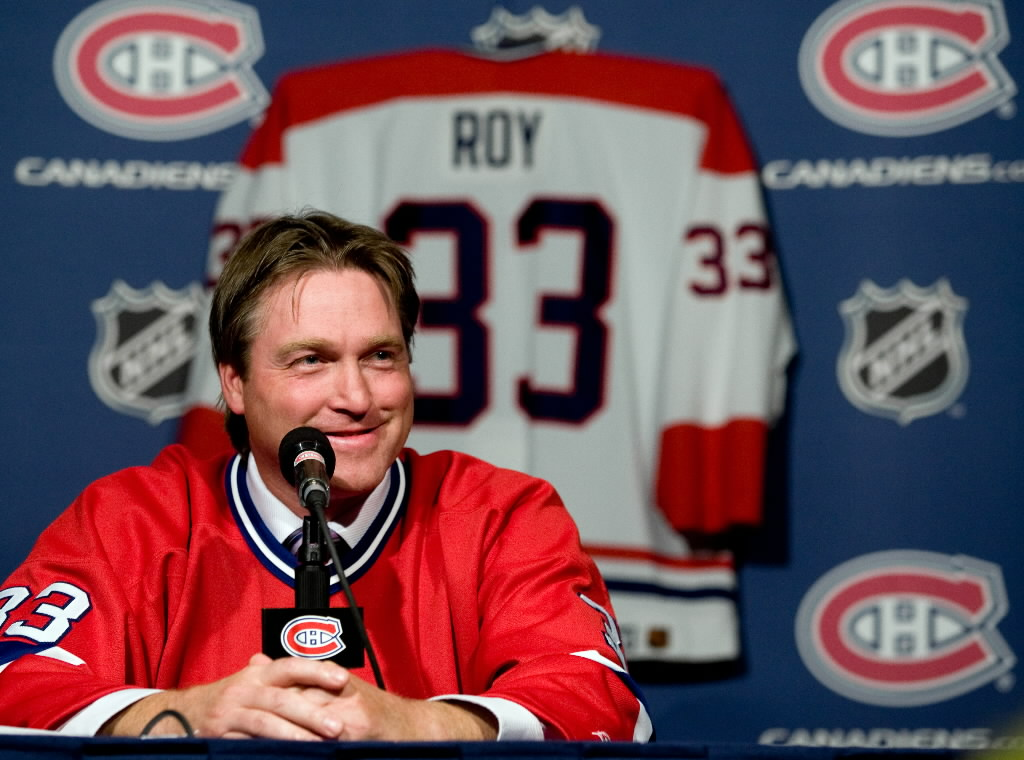 Patrick Roy HD Wallpapers