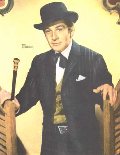 Bat Masterson HD Images
