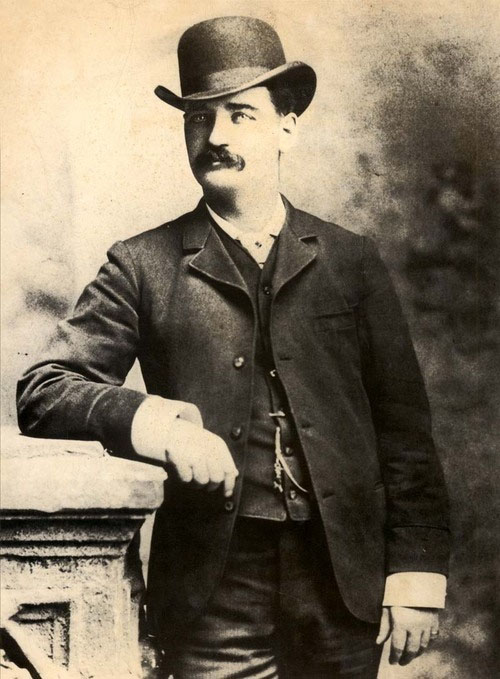 Bat Masterson Latest Photo