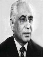 Late Malik Meraj Khalid