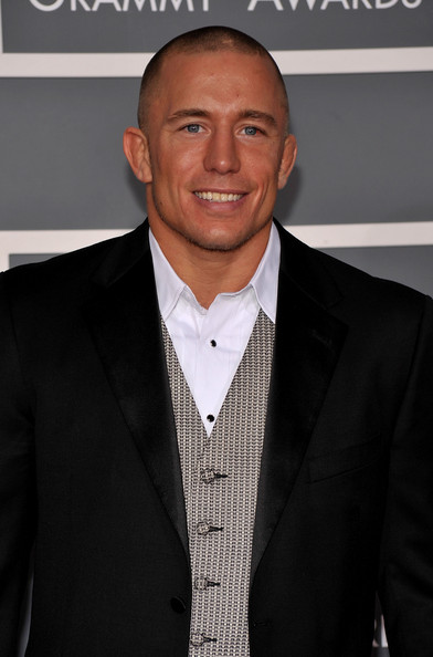 George St-Pierre Latest Photo