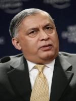 Shaukat Aziz HD wallpaper