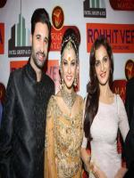 Sunny Leone's Wedding Photos