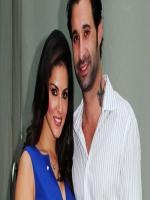 Sunny Leone and Abhay Aeol photos