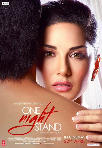 Sunny Leone is smoking hot in new 'One Night Stand' poster