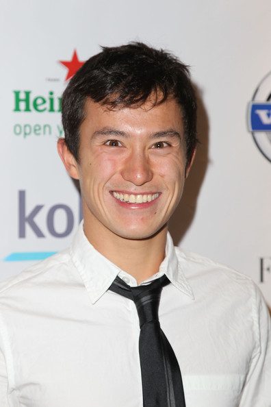 Patrick Chan Latest Photo