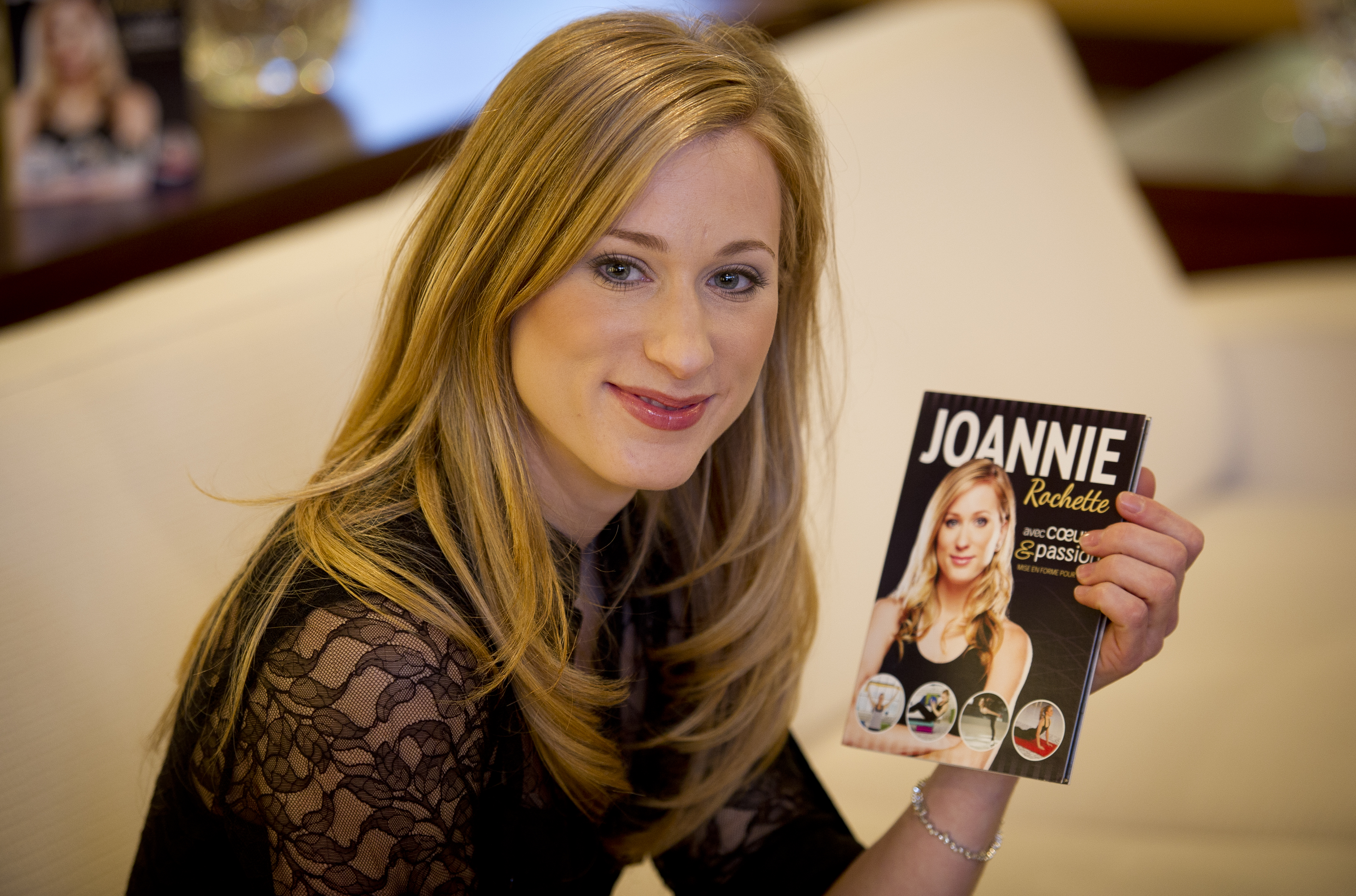 Joannie Rochette Latest Photo
