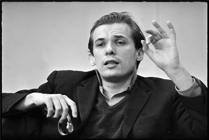 Glenn Gould Latest Photo