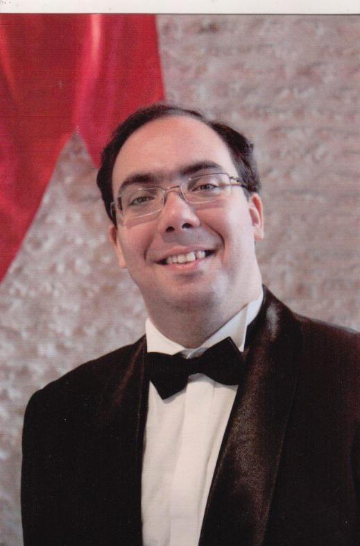 Jean Dubé, Pianist.