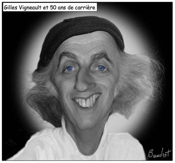Gilles Vigneault HD Images