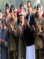 MR Amir Haider Khan in Funeral prayer