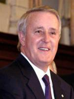 Brian Mulroney Latest Photo