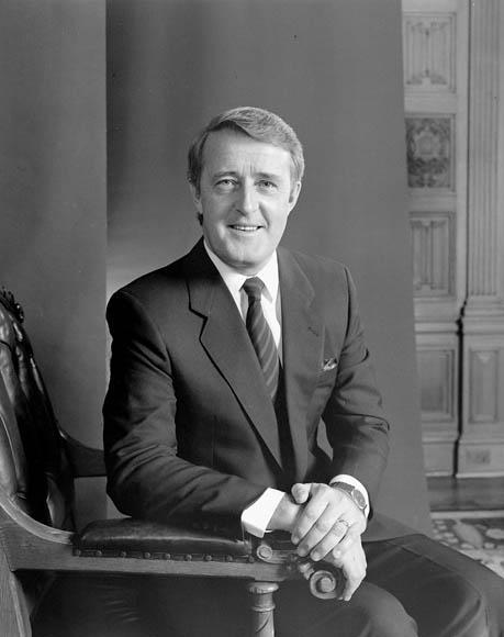 Brian Mulroney HD Images