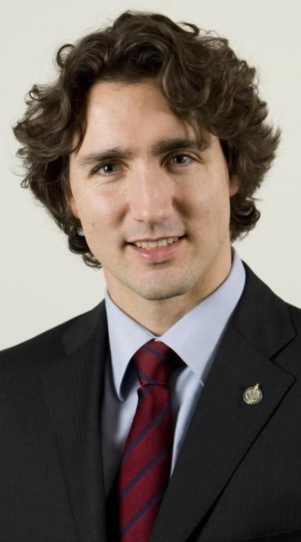 how to draw justin trudeau