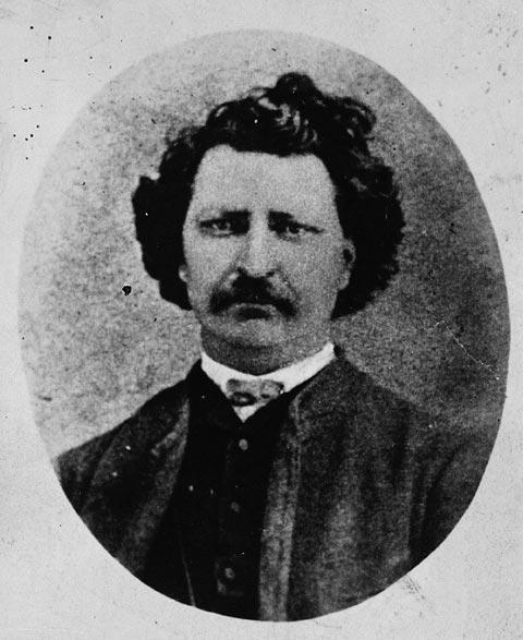 Louis Riel Latest Photo