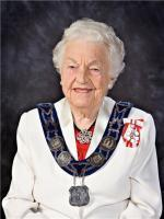 Hazel Mccallion Latest Photo