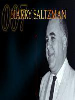 Harry Saltzman Latest Photo