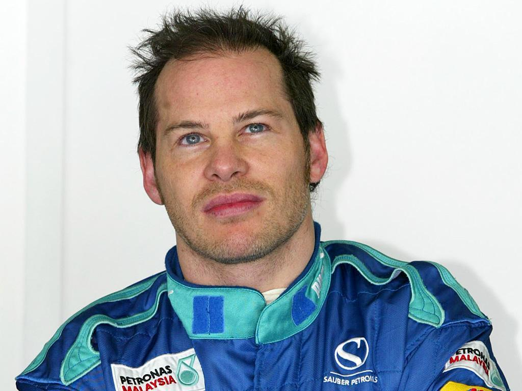 Jacques Villeneuve Latest Wallpaper
