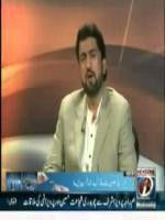 Shehryar Afridi with ARY News