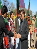 Nasir Khan Khattak meeting with youth