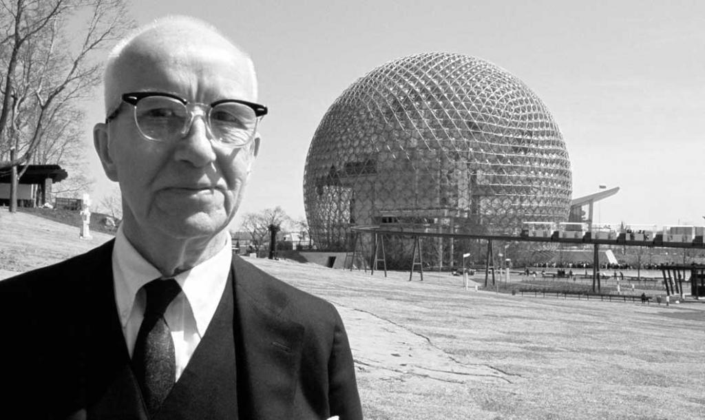 R. Buckminster Fuller HD Images