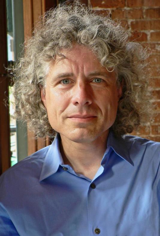 Steven Pinker Latest Photo