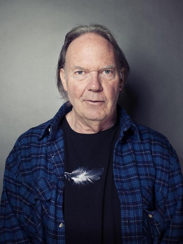 Neil Young Latest Photo