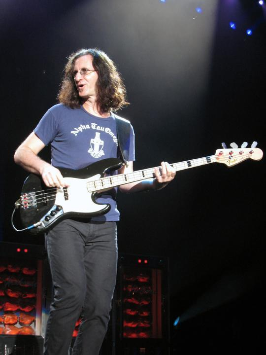 Geddy Lee Latest Photo