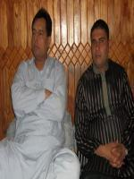 Capt (R) Muhammad Safdar with friends
