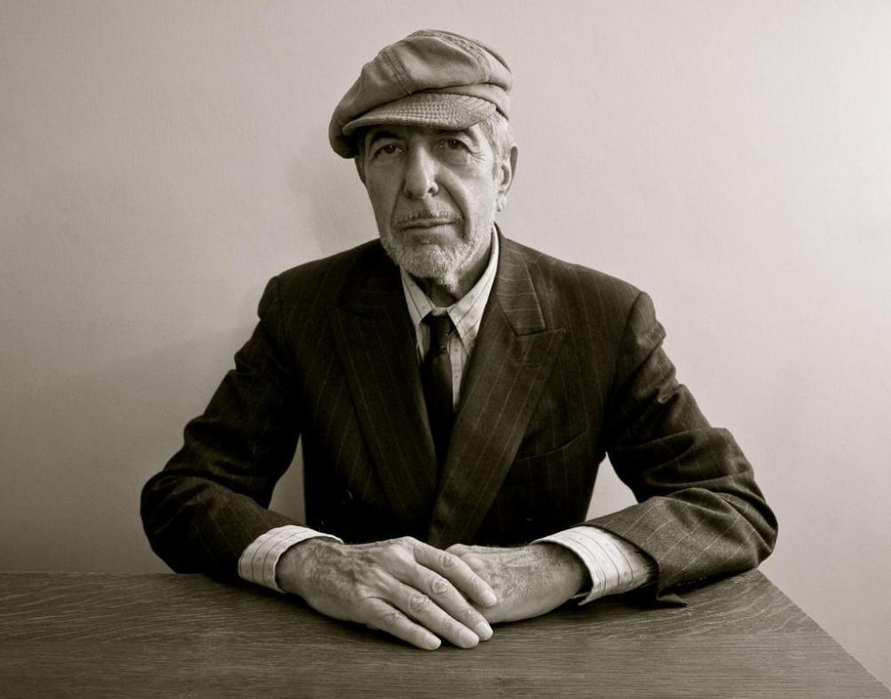 Leonard Cohen HD Images