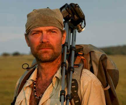 Les Stroud Latest Photo