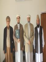 Junaid Akbar durring Graduation