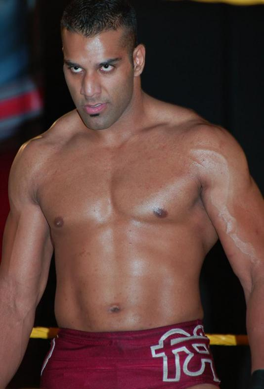 Jinder Mahal Latest Wallpaper