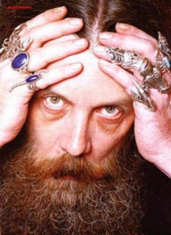 Alan Moore HD Images
