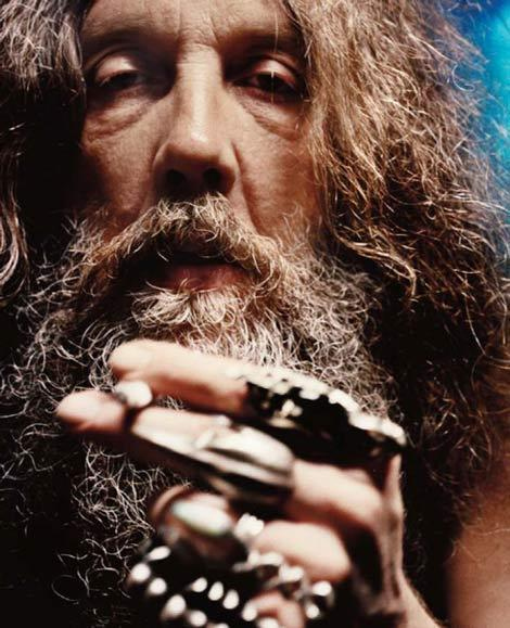 Alan Moore Latest Wallpaper