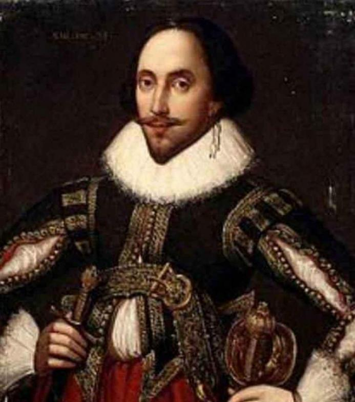 William Shakespeare Latest Photo