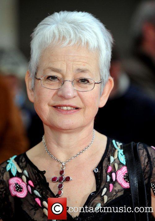 Jacqueline Wilson Latest Photo