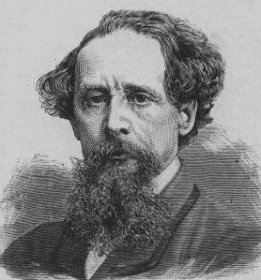 Charles Dickens HD Images