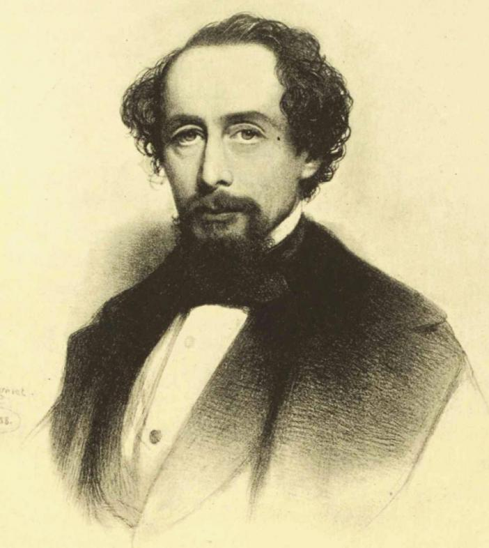 Charles Dickens Latest Photo