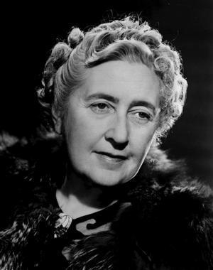 Agatha Christie HD Images