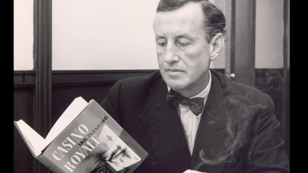 Ian Fleming Latest Photo