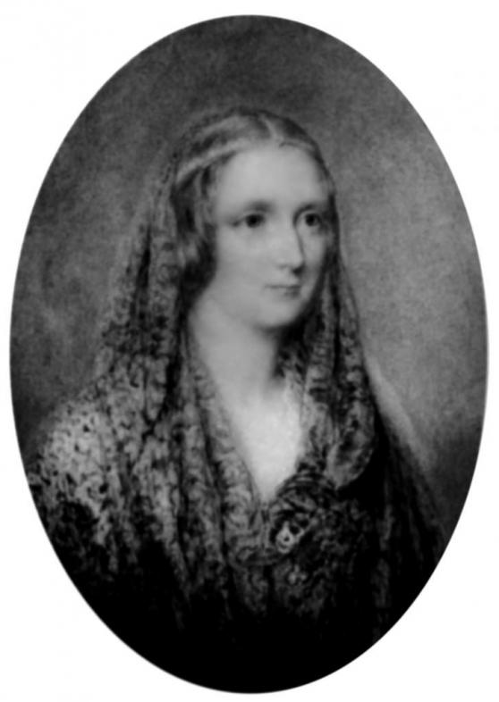 Mary Shelley HD Images