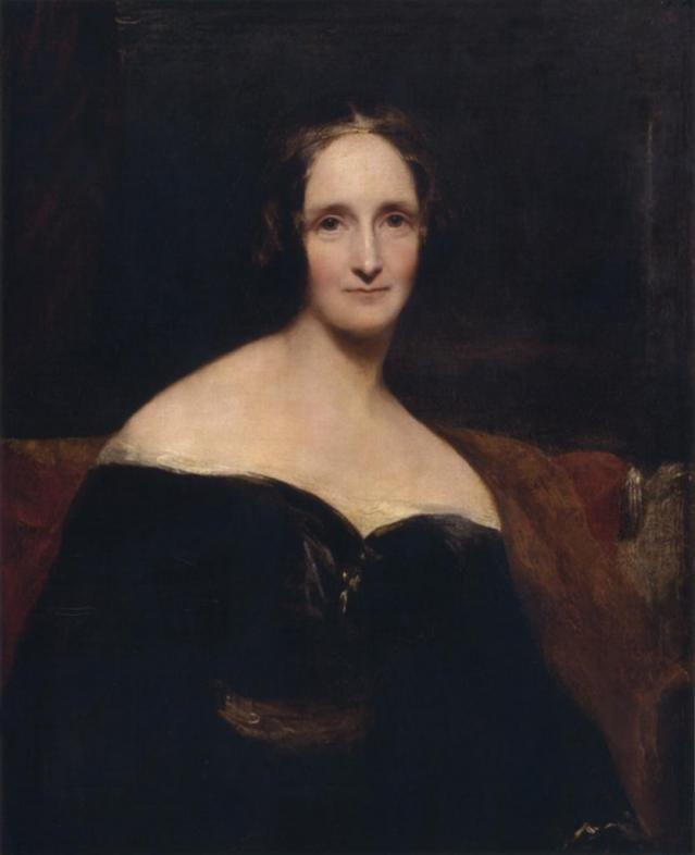 Mary Shelley Latest Wallpaper