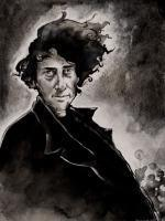 Neil Gaiman Latest Wallpaper