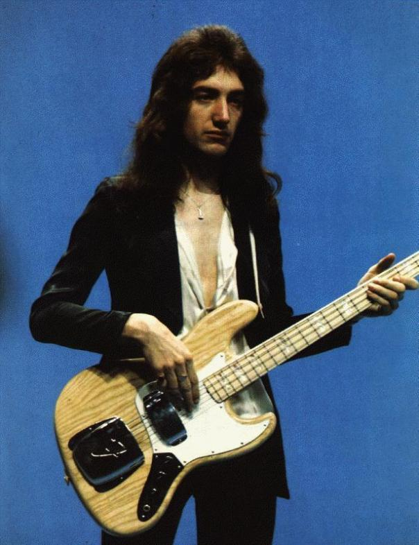 John Deacon Latest Photo