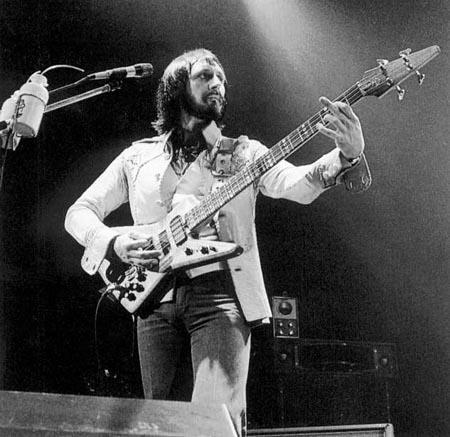 John Entwistle Latest Photo