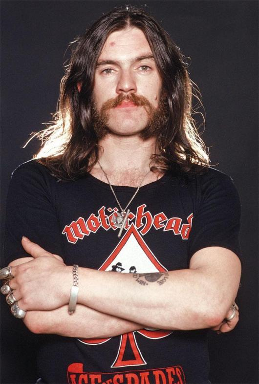 Lemmy Kilmister Latest Photo