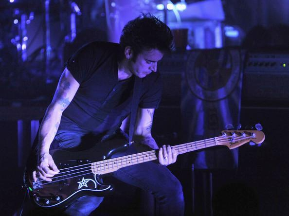 Simon Gallup Latest Photo